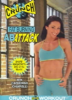 CRUNCH:FAT BURNING AB ATTACK - DVD Movie