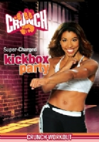 CRUNCH:SUPER CHARGED KICKBOX PARTY - DVD Movie