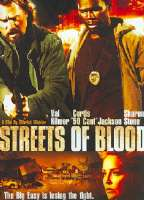 STREETS OF BLOOD - DVD Movie