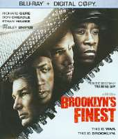 BROOKLYN'S FINEST - Blu-Ray Movie