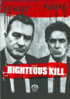 RIGHTEOUS KILL - DVD Movie
