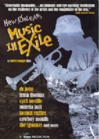 MUSIC IN EXILE - DVD Movie