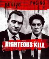 RIGHTEOUS KILL - Blu-Ray Movie