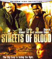 STREETS OF BLOOD - Blu-Ray Movie