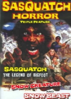 SASQUATCH HORROR COLLECTION - DVD Movie