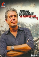 ANTHONY BOURDAIN COLLECTION 4 - DVD Movie