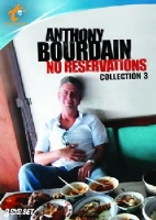 ANTHONY BOURDAIN:COLLECTION 3 - DVD Movie