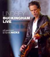 LINDSEY BUCKINGHAM/STEVIE NICKS:LIVE - Blu-Ray Mov