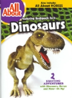 ALL ABOUT:DINOSAURS/ALL ABOUT:HORSES - DVD Movie