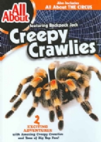 ALL ABOUT:CREEPY CRAWLIES/ALL ABOUT:C - DVD Movie