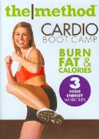 METHOD:CARDIO BOOT CAMP - DVD Movie