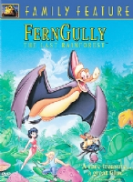 FERNGULLY:LAST RAINFOREST - DVD Movie