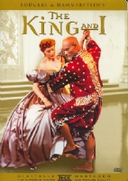 KING AND I - DVD Movie