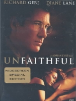 UNFAITHFUL - DVD Movie