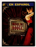 MOULIN ROUGE - DVD Movie
