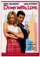 DOWN WITH LOVE - DVD Movie