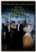 CALL ME MADAM - DVD Movie