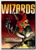 WIZARDS - DVD Movie