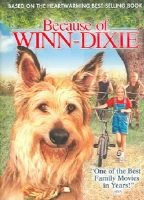 BECAUSE OF WINN DIXIE - DVD Movie