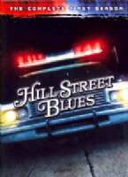 HILL STREET BLUES SEASON 1 - DVD Movie
