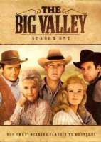 BIG VALLEY SEASON 1 - DVD Movie