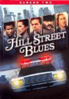 HILL STREET BLUES SEASON 2 - DVD Movie