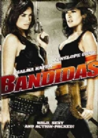 BANDIDAS - DVD Movie
