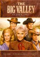 BIG VALLEY SEASON 2 VOL 1 - DVD Movie