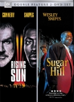 RISING SUN & SUGAR HILL 2PK - DVD Movie