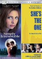 SHE'S THE ONE & SIMPLY IRRESISTABLE 2 - DVD Movie