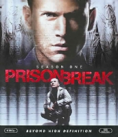PRISON BREAK:SEASON 1 - Blu-Ray Movie