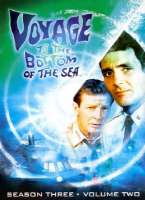 VOYAGE TO THE BOTTOM OF SEA SSN3 V2 - DVD Movie
