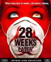 28 WEEKS LATER - Blu-Ray Movie