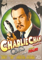 CHARLIE CHAN VOL 4 - DVD Movie