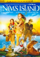 NIM'S ISLAND - DVD Movie