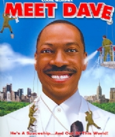 MEET DAVE - Blu-Ray Movie