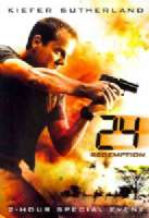 24:REDEMPTION - DVD Movie