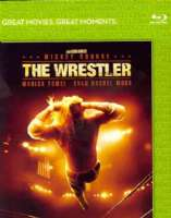 WRESTLER - Blu-Ray Movie