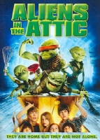 ALIENS IN THE ATTIC - DVD Movie