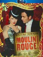 MOULIN ROUGE - Blu-Ray Movie