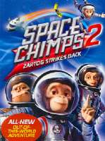 SPACE CHIMPS 2 - DVD Movie
