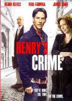 HENRY'S CRIME - DVD Movie