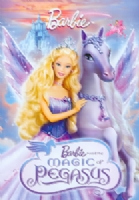 BARBIE AND THE MAGIC OF PEGASUS - DVD Movie