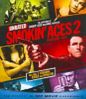 SMOKIN ACES 2:ASSASSINS BALL - Blu-Ray Movie
