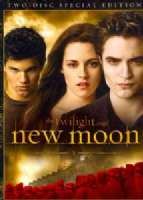 TWILIGHT SAGA:NEW MOON (SE) - DVD Movie