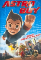 ASTRO BOY - DVD Movie