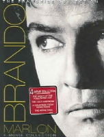 MARLON BRANDO 4 MOVIE COLLECTION - DVD Movie
