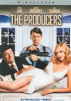 PRODUCERS - DVD Movie
