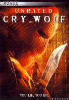 CRY WOLF - DVD Movie