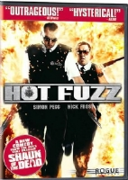 HOT FUZZ - DVD Movie